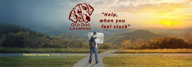 Old Dog Learning - Help, when you feel stuck!